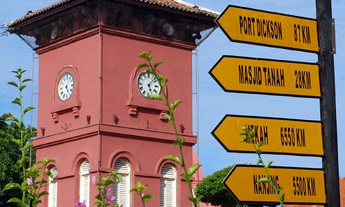 マレーシアの時差について