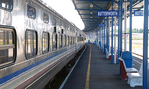 バターワース鉄道駅
